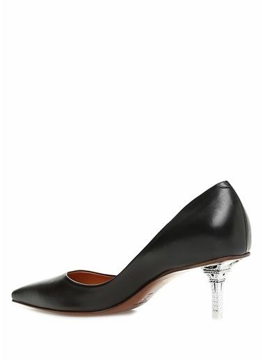 Vetements Ayakkabı Siyah